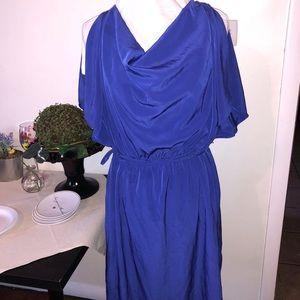 Grecian style plus size dress